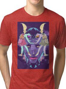 Wolf Dance Tri-blend T-Shirt