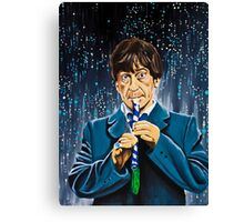 The Cosmic Hobo Canvas Print