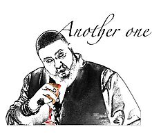 Just another one.. Dj Khaled Photographic Print