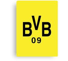 BVB FTW! Canvas Print