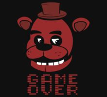 Game over by blancnoir