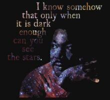 Dark Enough - Martin Luther King Jr. Kids Tee