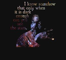Dark Enough - Martin Luther King Jr. Unisex T-Shirt