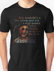 A Single Moment - Anne Frank T-Shirt