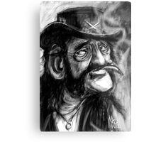 Lemmy, Killed by Death. Metal Print