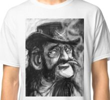 Lemmy, Killed by Death. Classic T-Shirt