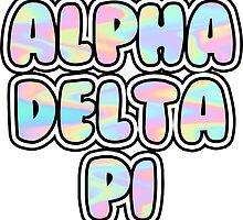Alpha Delta Pi by sophhsophh