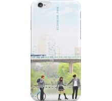School 2015: Who Are You? iPhone Case/Skin