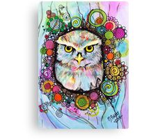 Willow the Owl Canvas Print