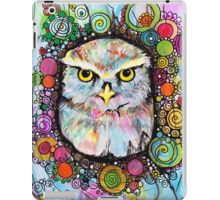 Willow the Owl iPad Case/Skin