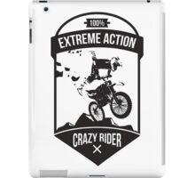 Extreme logo iPad Case/Skin