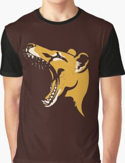 Tasmanian Tiger stencil Graphic T-Shirt