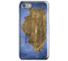 Illinois Texture iPhone Case/Skin
