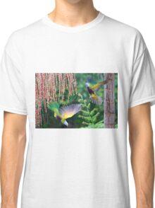 Rainforest Colour. Classic T-Shirt