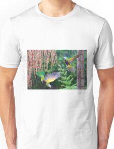 Rainforest Colour. Unisex T-Shirt