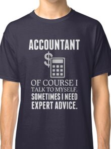 Accountant  Classic T-Shirt