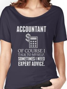 Accountant  Women's Relaxed Fit T-Shirt