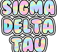 Sigma Delta Tau by sophhsophh