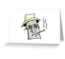 Fear and Loathing in Las vegas Greeting Card