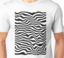 """Easy Maze"" Abstract Unisex T-Shirt"