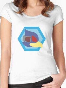Falco Women's Fitted Scoop T-Shirt