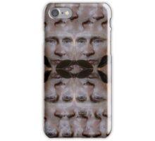 Crying Putin  iPhone Case/Skin