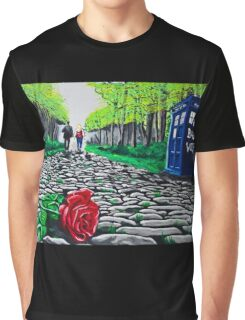 The Ballad of Bad Wolf Graphic T-Shirt