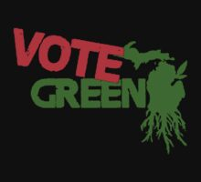 vote green by Luis  Murray