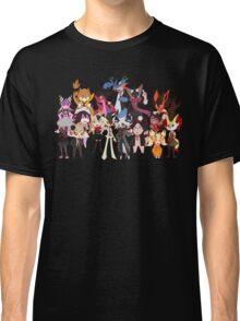 Super Pokeronpa 2 Classic T-Shirt