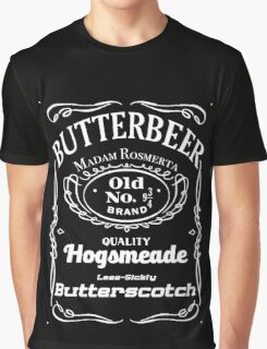 Harry Potter Butterbeer Graphic T-Shirt