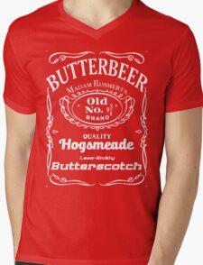 Harry Potter Butterbeer Mens V-Neck T-Shirt