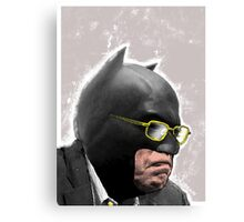 The BernMan for President Canvas Print