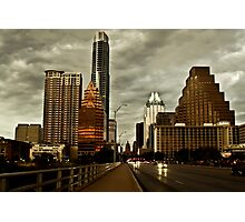 Downtown Austin Photographic Print