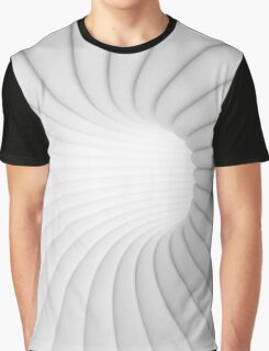 White Hole Graphic T-Shirt