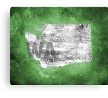 Washington Texture Canvas Print