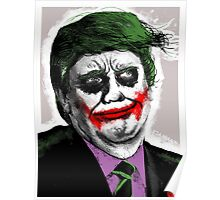 Joker Trump — Why so Serious? Poster
