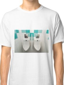Urinal Classic T-Shirt