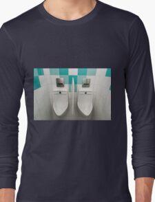 Urinal Long Sleeve T-Shirt
