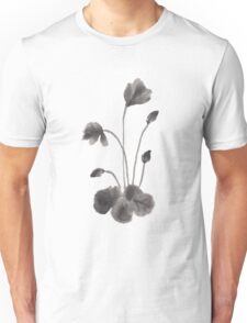 Ink flower Unisex T-Shirt