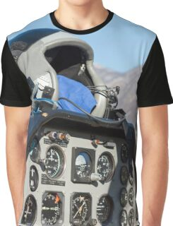 Cockpit Graphic T-Shirt