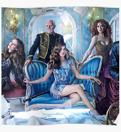 Mozart In The Jungle - tri Poster