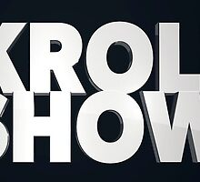 Kroll Show Logo by wendyrodgers