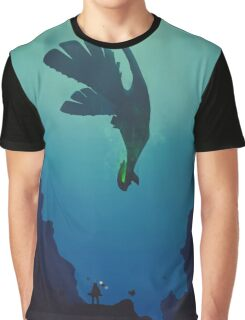 Lugia... Graphic T-Shirt