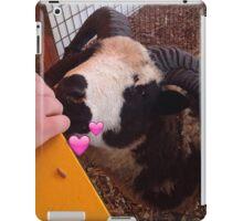 Goat Kisses iPad Case/Skin