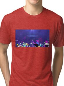 Moonbeam City Childrens Rave Tri-blend T-Shirt
