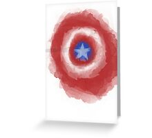 The Shield Greeting Card
