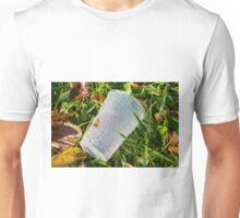Plastic glass Unisex T-Shirt