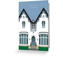 Didsbury House Hotel Greeting Card