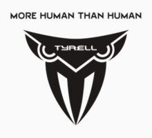 Tyrell Genetic Replicants Baby Tee