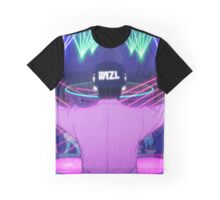 Moonbeam City DJ Dazzle Graphic T-Shirt
